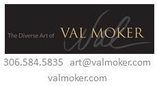 Val Mokers Diverse Art Signature for Email
